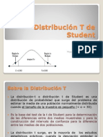 XII. Distribución T