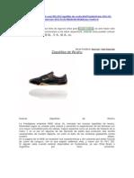 Zapatillas de Wushu y Nandu