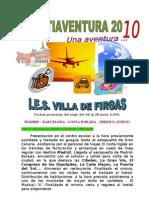 Multiaventura 2010 - Ies Villa de Firgas- Para El Blog