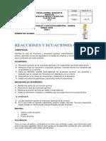 Guia de Reacciones y Ecuaciones Quimicas122
