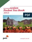 Indonesian Pocket Tax Book 2013