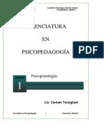 Material de Estudio Mod1 Psicopatologia
