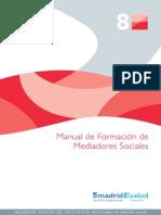 Manual de Formacion de Mediadores Sociales