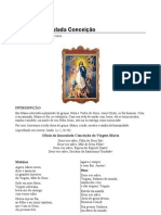 Ofício da Imaculada Conceição