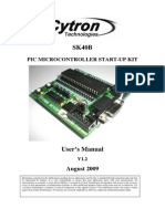 SK40B User Manual
