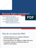 Parental Rights Presentation