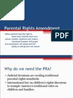 Parental Rights Presentation