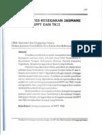 Penilaian Tes Kesegaran Jasmani Dengan ACSPFT Dan TKJI_Suryanto Dan Panggung Sutapa