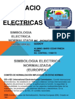 Siimbologia Electrica Normalizada (Europea)