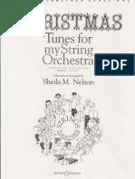 Sheila Nelson Christmas Tunes
