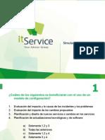 Simulacro No 2 ITIL V3 40 Preguntas