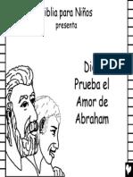 God Tests Abrahams Love Spanish CB