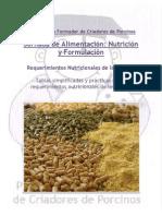 P.C.F.C.P Tablas Nutricionales