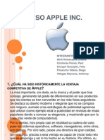 Caso Apple Diapos