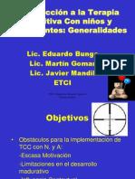 Intro a La Tcc Con Ninos Foro 2012