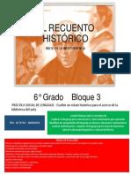EL RECUENTO HISTÓRICO