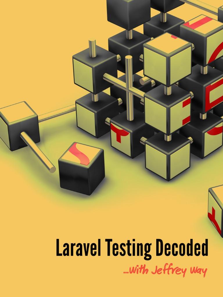 Laravel Testing Decoded | Test Driven Development | Php