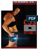 Kettlebell Beginner Level 1 eBook