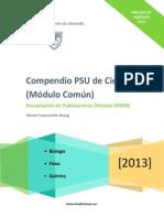 1 - Compendio Ciencias PSU Mención Común [v.1]