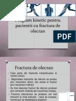 Fractura de Olecran