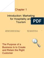 Chapter 1 Introduction: Marketing for Hospitality and Tourism