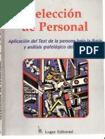 Seleccion de Personal - Persona Bajo La Lluvia