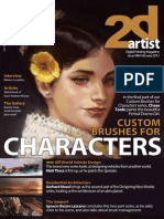 2DArtist - Issue 086 - February 2013
