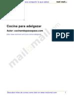Cocina Adelgazar 4281