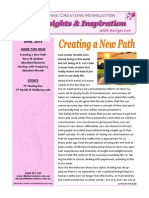 Divine Creators Newsletter - April 2014