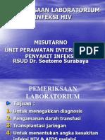 Pemeriksaan Lab Hiv,Vl,Cd4