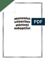 Int Manualul Adoptatorului