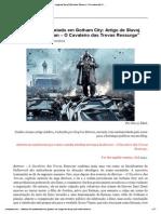 Slavoj Žižek - Ditadura do proletariado em Gotham City
