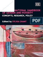 The International Handbook of Gender and Poverty Concepts, Research, Policy