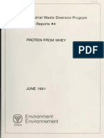 Protein From Whey Proteinpulver
