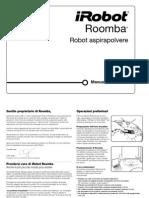 Manuale Roomba Serie700