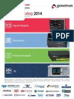 Genetron Catalog 2014