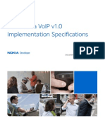 Asha VoIP v1 0 Implementation Specifications v1 0 En