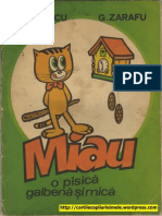 Miau, o Pisica Galbena Si Mica, autor