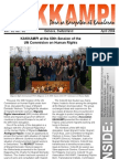 KAKKAMPI Newsletter Vol 2 No 2