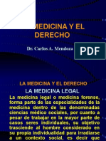 medicina legal y criminologia