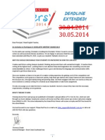 Scholastic Writers Award 2014 Entry Form Malaysia 1