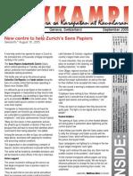 KAKKAMPI Newsletter Vol 3 No 7