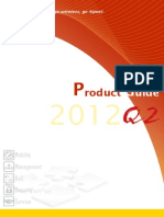 4ipnet Product-Guide 2012 Q2