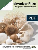 Landwiertschaft.ch - Schweizer Pilze