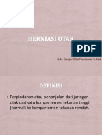 presentasi kasus HERNIASI OTAK
