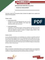 UTS Manajemen Keuangan (2012-2013)