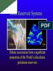 Deltas Reservoir System SLIDES MEDCO 2006