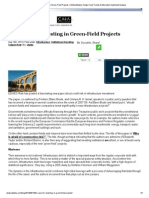 The Case for Investing in Green-Field Projects _ AllAboutAlpha_ Hedge Fund Trends & Alternative Investment Analysis