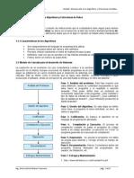 UNIDAD 1 Introduccion a Los Algoritmos y Estructuras de Datos