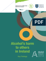 Alcohol's Harm to Others in Ireland